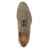 Angielki męskie zperforacją bata, brązowy, 823-8616 - 17