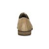 Zamszowe półbuty męskie typu oksfordy vagabond, beżowy, 823-8015 - 15