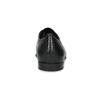Czarne skórzane półbuty damskie vagabond, czarny, 524-6039 - 15
