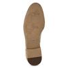 Zamszowe półbuty męskie typu oksfordy vagabond, beżowy, 823-8015 - 18