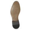 Niebieskie półbuty męskie bata, niebieski, 823-9616 - 18