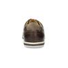 Męskie skórzane buty sportowe bata, brązowy, 846-4617 - 15