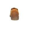 Zamszowe półbuty męskie bata, brązowy, 823-3626 - 15