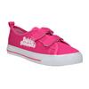 Różowe trampki dziewczęce bubblegummer, różowy, 229-5614 - 13