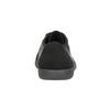 Czarne nieformalne trampki damskie, czarny, 549-6607 - 16