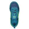 Sportowe trampki dziecięce power, niebieski, 409-9259 - 15
