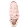 Różowe satynowe trampki puma, różowy, 509-5710 - 17