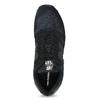 Czarne trampki damskie wsportowym stylu new-balance, czarny, 503-6874 - 17