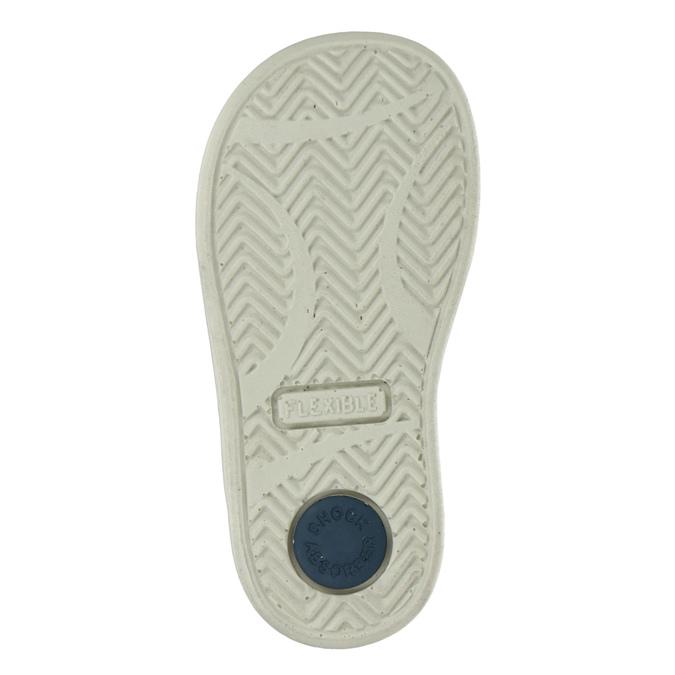 Skórzane obuwie dziecięce za kostkę bubblegummer, brązowy, 113-4607 - 17