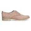 Nieformalne półbuty damskie bata, różowy, 529-5636 - 19