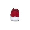 Czerwone trampki męskie wsportowym stylu nike, czerwony, 809-5651 - 15