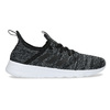 Trampki zcholewką zefektem melanżu adidas, czarny, 509-6569 - 19