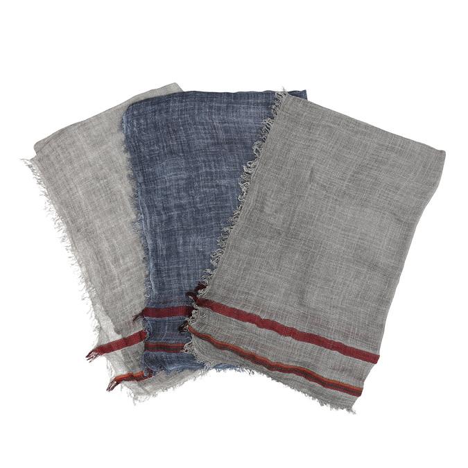 Nieformalna chusta męska bata, multi color, 909-0286 - 13