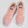 Trampki dziewczęce wkolorze łososiowym adidas, różowy, 409-5388 - 16