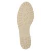 Baleriny wkolorze khaki zperforacją gabor, khaki, 523-7010 - 17