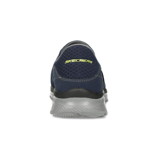 Slip-on wsportowym stylu skechers, niebieski, 809-9147 - 15