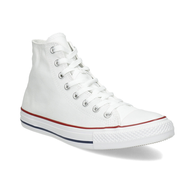 Klasyczne białe trampki męskie converse, biały, 889-1278 - 13