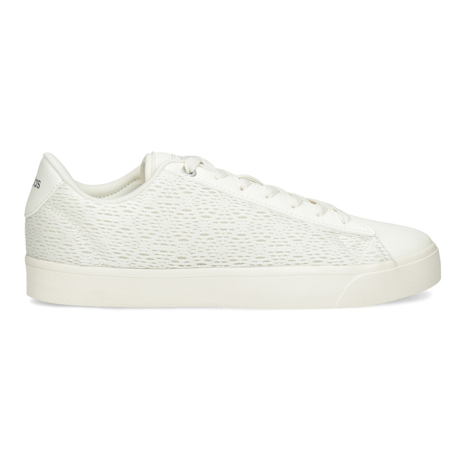 Trampki damskie zkoronką adidas, biały, 509-1554 - 19