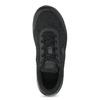 Czarne trampki damskie wsportowym stylu nike, czarny, 509-6850 - 17