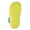 Sandały dziecięce zżabkami coqui, żółty, 272-7650 - 18