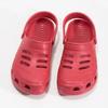 Czerwone sandały męskie wstylu chodaków coqui, czerwony, 872-5655 - 16