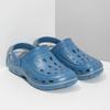 Nieformalne klapki męskie wstylu chodaków coqui, niebieski, 872-9654 - 26