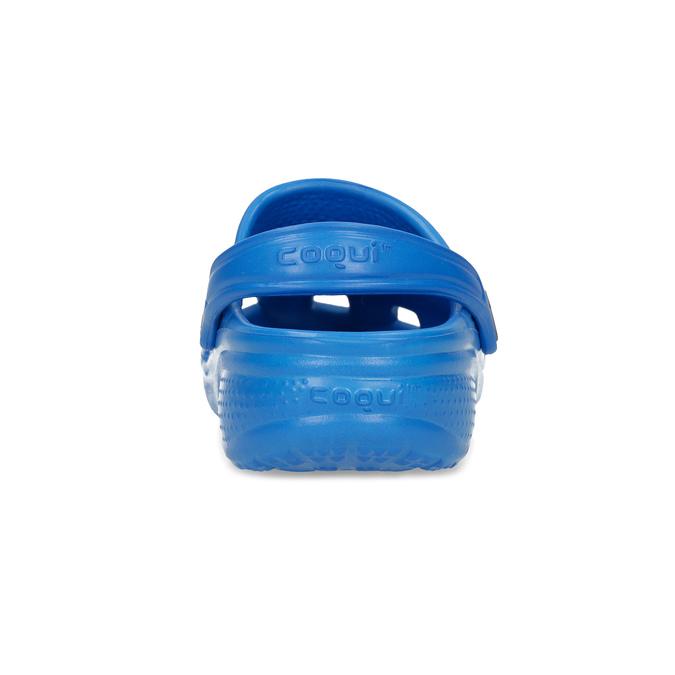 Niebieskie sandały dziecięce zżabą coqui, niebieski, 372-9655 - 15