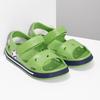 Zielone sandały chłopięce coqui, zielony, 372-7658 - 26