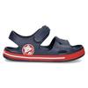 Granatowe sandały dziecęce coqui, niebieski, 372-9658 - 19