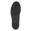 Czarne płócienne trampki damskie converse, czarny, 589-6179 - 18