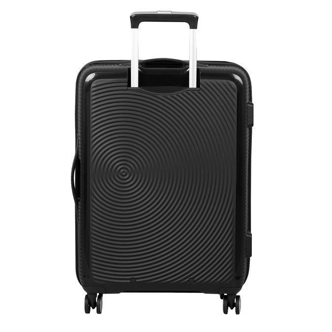 Twarda czarna walizka na kółkach american-tourister, czarny, 960-6614 - 26