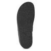 Kapcie męskie bata, szary, 879-2610 - 18