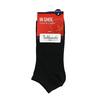 Czarne bawełniane niskie skarpetki męskie bellinda, czarny, 919-6817 - 13