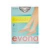 Pończochowe stopki damskie evona, brązowy, 919-4100 - 13