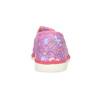 Różowe wzorzyste kapcie dziecięce bata, różowy, 279-5129 - 15