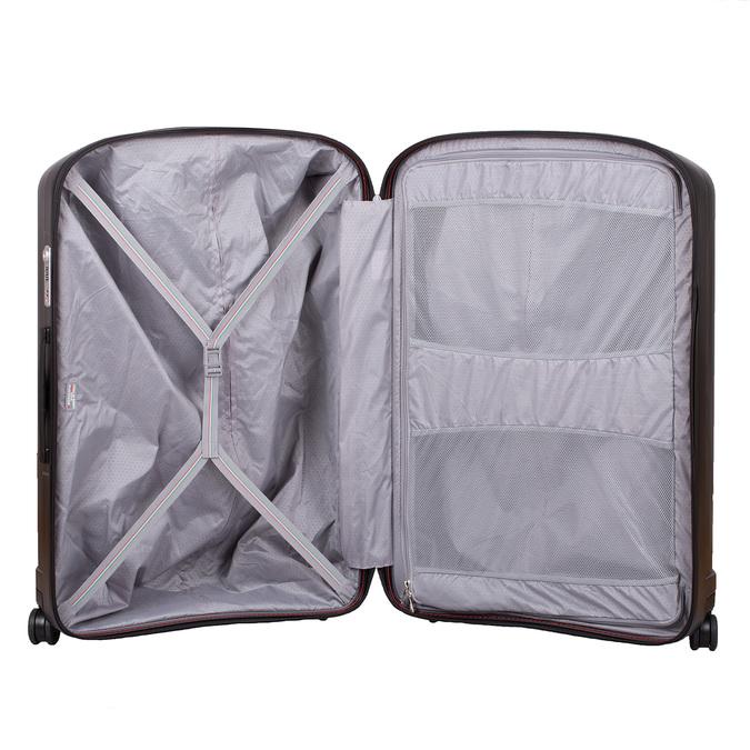 Duża twarda walizka roncato, czarny, 960-6737 - 17