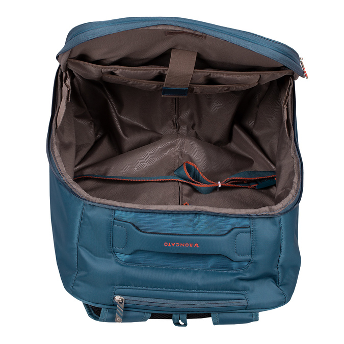 Plecak i walizka w jednym roncato, niebieski, 969-9724 - 17