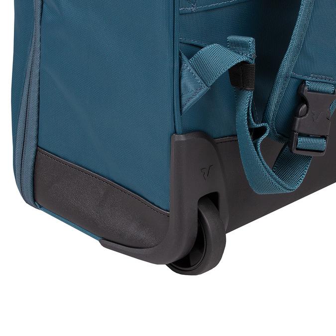 Plecak i walizka w jednym roncato, niebieski, 969-9724 - 16