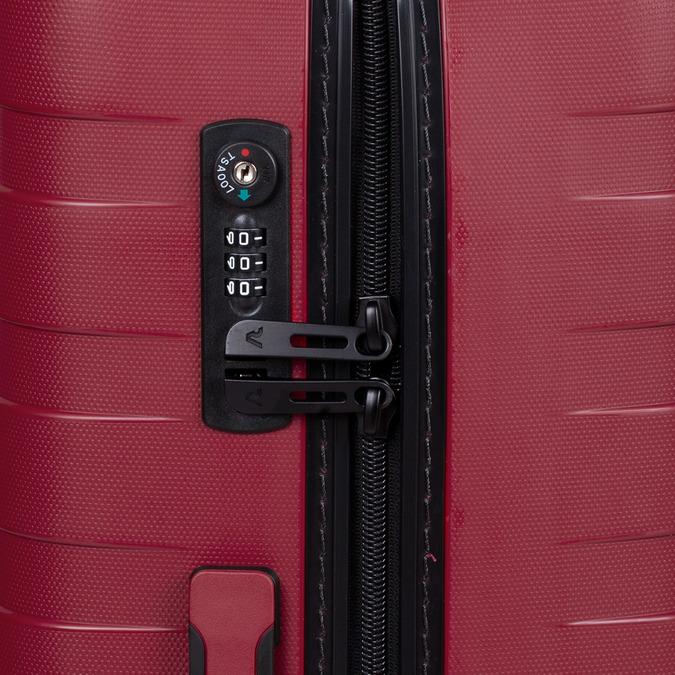 Duża czerwona walizka na kółkach roncato, czerwony, 960-5727 - 15