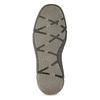 Skórzane obuwie męskie za kostkę bata, brązowy, 846-4718 - 18