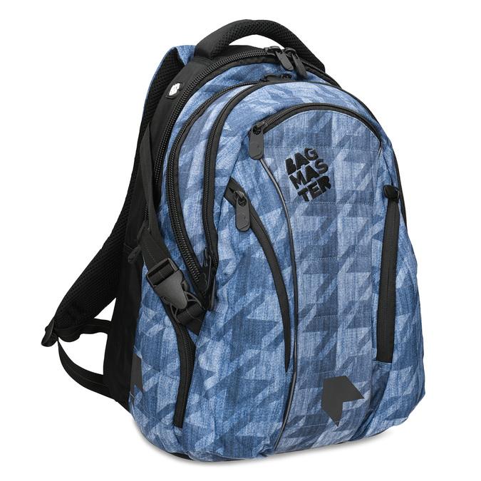 e423f407f434c Bagmaster Niebieski plecak szkolny - Plecaki szkolne | Bata.pl