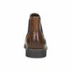 Skórzane obuwie męskie typu chelsea bata, brązowy, 826-3865 - 15