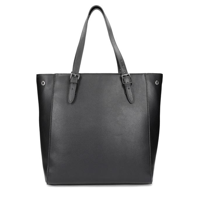 Czarna torebka zkryształkami, wstylu tote bag bata, czarny, 969-6875 - 16