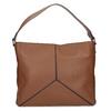 Brązowa torebka damska wstylu hobo bata, brązowy, 961-3922 - 26