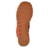 Czerwone sportowe trampki męskie new-balance, pomarańczowy, 803-5174 - 18
