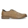 Jasnobrązowe półbuty męskie bata-red-label, brązowy, 821-3609 - 19