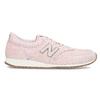Różowe zamszowe trampki damskie new-balance, różowy, 503-5172 - 19