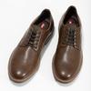 Brązowe półbuty męskie bata-red-label, brązowy, 821-4606 - 16