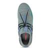 Wsuwane trampki zdzianiną bata-red-label, multi color, 841-0620 - 17