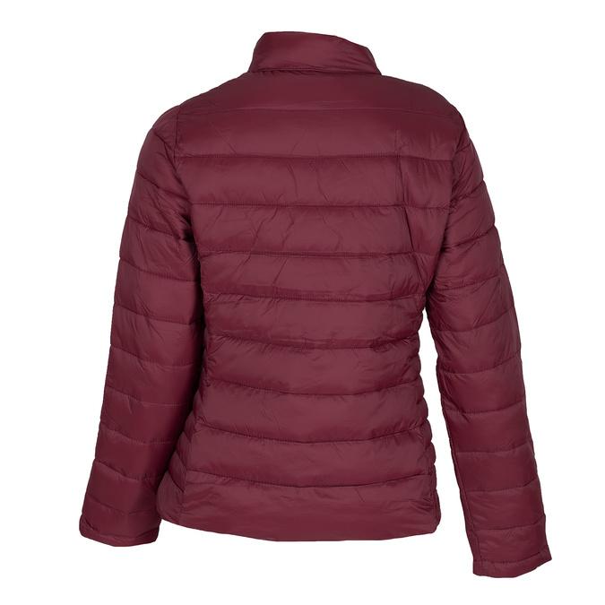 Czerwona kurtka damska zprzeszyciami bata, czerwony, 979-5361 - 26